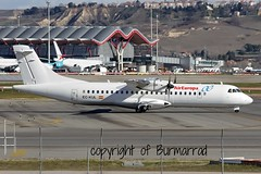EC-KUL LEMD 16-01-2015 (Burmarrad (Mark) Camenzuli Thank you for the 18) Tags: cn europa aircraft air airline registration 809 atr lemd swiftair eckul 72212a500 16012015