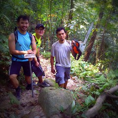 TRAKS-Trail-Day-Feb-2015-012 (Traks Of Malaysia) Tags: mountainbike malaysia mtb traks trailbuilding bukitkiara
