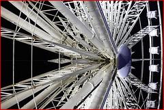 Liverpool's Ferris Wheel (briandillon1946) Tags: city liverpool dock albert ferris scape whell merseyside