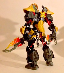 Lord of Skull Spiders - Renewed (The Guy Next Door (TGND)) Tags: bionicle moc lordofskullspiders