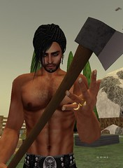 muck & muscle (TierNLae) Tags: world life sexy male 3d avatar fantasy secondlife virtual second client request