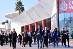 MIPIM 2015 - ATMOSPHERE - OUTSIDE (MIPIM_World) Tags: france cannes visitors