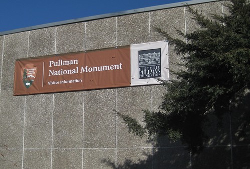 Pullman National Monument - Chicago, Illinois - Foundation Visitors Center