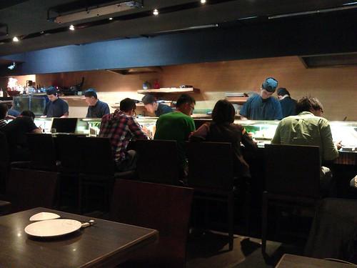 路過台中來吃個惟智哥推的日本料理店