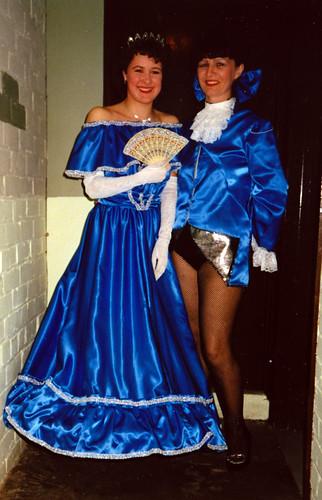 1988 Cinderella 04 (from left Julie Waterman, x)