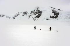 Murray Snowfield (sylweczka) Tags: snow ski mountains expedition glacier route shackleton touring skitouring travers sylweczka southgerogia