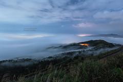 WuFenShan, Taiwan _IMG_6208 (Len) Tags: road sky mist mountain fog clouds landscape nightscape taiwan trails lighttrails      6d  rueifang traffictrails blackcard   ruifang    757m     steamfog ef1635mmf28liiusm  1635lii   wufen    newtaipeicity wufenshan