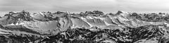 Urner Alpen (Mopple Labalaine) Tags: winter panorama snow mountains alps switzerland pentax swiss alpen uri k5 rigi urner