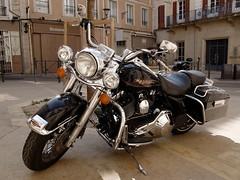11 mars 2015 - la belle amricaine (obmm) Tags: canon powershot harleydavidson moto 365 dpp g12