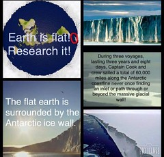 Earth is Flat! Research It! (ipressthis) Tags: voyage sun moon wall plane truth flat god earth space cook yang captain dome reality bible curve yinyang yin universe antarctic hoax curvature nocurve glacialflatearth