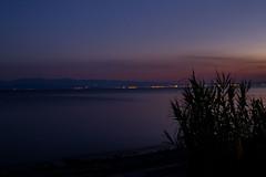 Koropi sunset (Eileen NDG) Tags: greece gulfofpagasitikos evening summer pelion volos