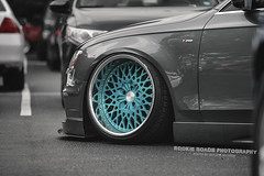 them wheels tho' (thatGuyFromAlabama) Tags: bagged audi lowered slammed canon 1ds mark ii 2 rookie roads photography eugene m chism