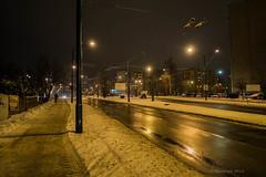 Tychy (nightmareck) Tags: tychy lskie grnylsk silesia polska poland europa europe fotografianocna night handheld winter zima fujifilm fuji xe1 apsc xtrans xmount mirrorless bezlusterkowiec xf18mm xf18mmf20r fujinon pancakelens