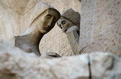 La Sagrada Familia, Barcelona (Andreas Mariotti) Tags: barcelona catalunya spanien es