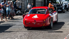Just for fun (m.grabovski) Tags: ferrari 250 gt berlinetta 1960 red rosso circuit de la sarthe lemans classic 2016 france mgrabovski
