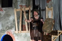 160724_MilesGloriosus_086 (sergio_scarpellini) Tags: milesgloriosus plautusfestival plautus theater teatro sarsina plauto ettorebassi justinemattera corradotedeschi