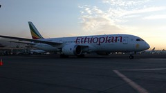 ET-AOU (IndiaEcho Photography) Tags: etaou addis ababa airport airfield add bole ethiopia boeing 7878 788 dreamliner ethiopian airlines et aircraft airliner aeroplane civil aviation