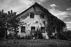 Waldviertel - Impressions (redy1966) Tags: old bw monochrome farmhouse rural vintage farm historic d750 bnw waldviertel oesterreich 2016