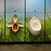 floral urinals