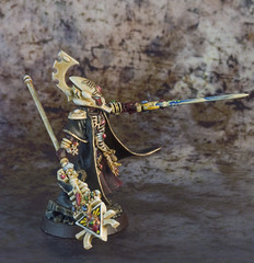 Eldrad Ulthran (hivefleetvincent) Tags: 40k warhammer eldar farseer eldrad ulthran ulthwe
