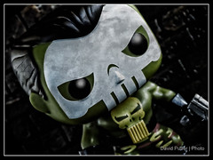 Swift Justice (Puffer Photography) Tags: stilllife movies funko bountiful funkofantasy utah toys minifigs marvel comicbooks 2016 pop actionfigures punisher