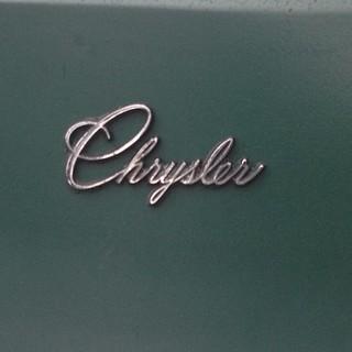 Chriysler Cordoba, Brouwersgracht Den Haag #chromeography #typography #type