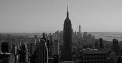 New York to LA (Lucas Puntossuspensivos.) Tags: nyc new york empire state rockefeller