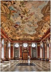 The Marble Hall (kurtwolf303) Tags: stiftmelk marmorsaal marblehall austria sterreich niedersterreich loweraustria europe olympusem1 omd microfourthirds micro43 unlimitedphotos abbey building gebude 250v10f 500v20f topf25 topf50 750views topf75
