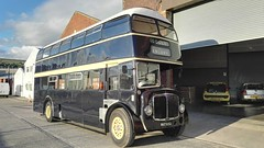 East Yorkshire AEC Regent V WAT 652 (JamesHorrellPhotography) Tags: east yorkshire aec regent wat 652 wishbone brewery