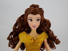 2016 Singing Belle 16 Inch Doll - US Disney Store Purchase - Belle Deboxed - Standing - Portrait Front View (drj1828) Tags: us disneystore belle beautyandthebeast singing 16inch 16 lightup interactive 2016 purchase deboxed standing