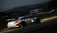 BMW F13 M6 GT3 (Vincent Dehon) Tags: maxime martin alexander sims philipp eng spa francorchamps race racing automotive winner belgium 24hours endurance panning car speed action bmw f13 m6 gt3 total 24 hours road circuit sport