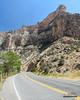 Shell Canyon Entrance (kevin-palmer) Tags: bighornmountains bighornnationalforest wyoming summer july nikond750 tamron2470mmf28 shellcanyon road walls highway14 towering clear sunny blue sky