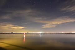 Starry Barnegat Inlet (seanbeebe_photo) Tags: barnegatbay barnegatinlet stars astrophotography nj newjersey barnegatlight longbeachisland longexposure