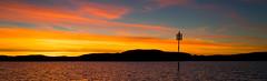 Flott solnedgang utafor Frya (harald.bohn) Tags: frya solnedgang hst sunset autumn colourful srtrndelag kyst coast ocean havet t