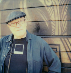 crom schubarth (lawatt) Tags: crom shubarth sanfrancisco polawalk missiondistrict film instant theimpossibleproject color600 slr680 roidweek2016