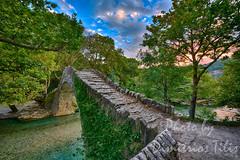 Stone brigde of Klidonia 5 (Dimitil) Tags: river voidomatis rivervoidomatis brigde stonebrigde epirus epire klidonia greece hellas water nature tradition