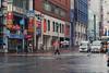 雨翳りの街を渡る (萬名 游鯏(ヨロズナ) / Yorozuna) Tags: 雨 雨天 傘 雨傘 横断歩道 渡る 歩く 歩行 人物 人々 新宿五丁目 shinjukugochome rain rainy umbrella human people 十字路 交差点 交叉点 crosswalk crossroad city 街 都市 町 赤色 赤 red color 色彩 色 新宿 shinjuku 新宿区 shinjukuward 東京都 tokyo japan pentaxsupertakumar50mmf14