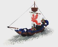 LEGOWorld 2016 (workfromtheheart) Tags: lego legoland legoworld utrecht pirates 6057 6261 remake update