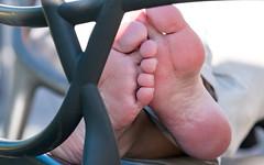DSCF9241.jpg (taureal) Tags: mature soles barefoot candid female feet