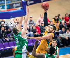 astana_unics_ubl_vtb_(6) (vtbleague) Tags: vtbunitedleague vtbleague vtb basketball sport      astana bcastana astanabasket kazakhstan    unics bcunics unicsbasket kazan russia     leonidas kaselakis
