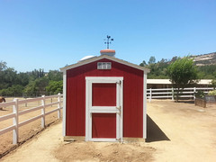 8x15 Premier Ranch-ChickenCoop-3 (TUFF SHED) Tags: premier chicken coop cupola