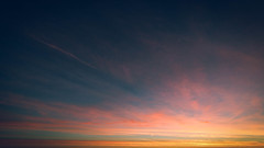 First Light (darrenridgway88) Tags: sky morning dawn cloud bluehour cloudscape pink dark