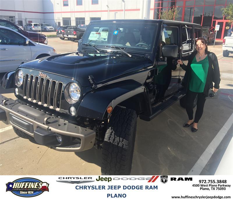Huffines Chrysler Jeep Dodge Ram Plano Texas Customer Reviews Texas Car  Dealer Reviews  Karen Orendain