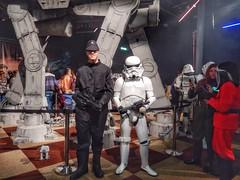 Officer and Stormtrooper (sander_sloots) Tags: officier stormtrooper officer star wars lego world utrecht jaarbeurs cosplay costume pak
