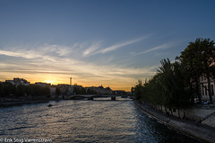 River Seine in sunset (The Stiig) Tags: riverseine france tourdeeiffel fall sunset paris ledefrance fr