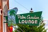 Palm Garden Lounge (Eridony) Tags: kearney buffalocounty nebraska downtown sign neonsign