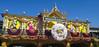 Disneyland Paris Swing into Spring Entrance (Found Around Disney) Tags: paris france spring europe disneyland disney eurodisney springtime disneylandparis dlp dlrp disneylandparc swingintospring parcdisneyland disneyparks disneyphotos