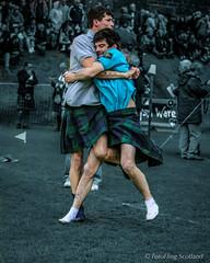 David Blair & George Reid (FotoFling Scotland) Tags: scotland kilt fife event wrestler grip hold ceres highlandgames kilted georgereid davidblair scottishwrestlingbond wrestlingbond