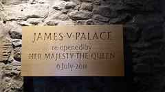 James V Palace (Michel Curi) Tags: greatbritain britain uk unitedkingdom scotland glasgow hogmanay holiday travel vacation christmas newyears stirling stirlingcastle castles visitscotland lovescotland scotspirit