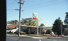 20 08 1986 Ettalong BP service station (Gostalgia: local history from Gosford Library) Tags: centralcoastnsw